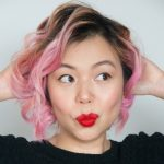 DIY Bleaching & Dyeing Your Hair Pink