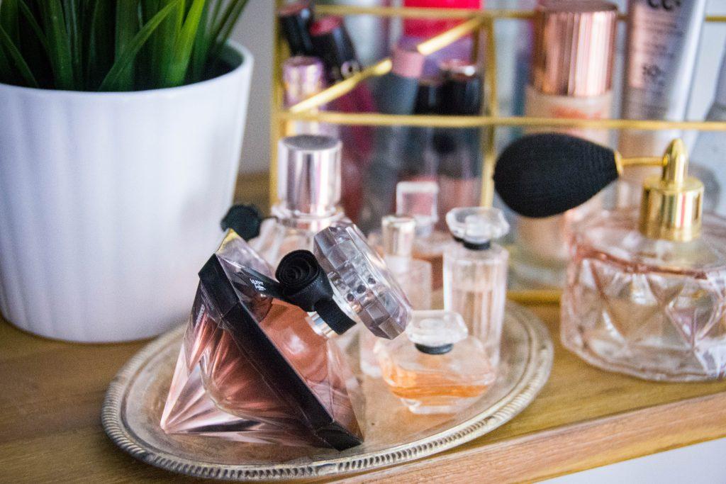 Lancome La nuit tresor eau de parfum Montreal beauty lifestyle fashion blog