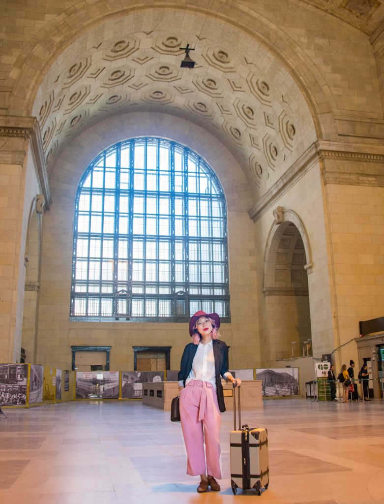 Union Station Toronto travel Montreal lifestyle beauty fashion blog
