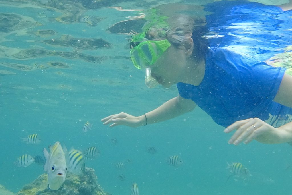 snorkelling Sunscape Sabor Cozumel Mexico travel Montreal lifestyle blog