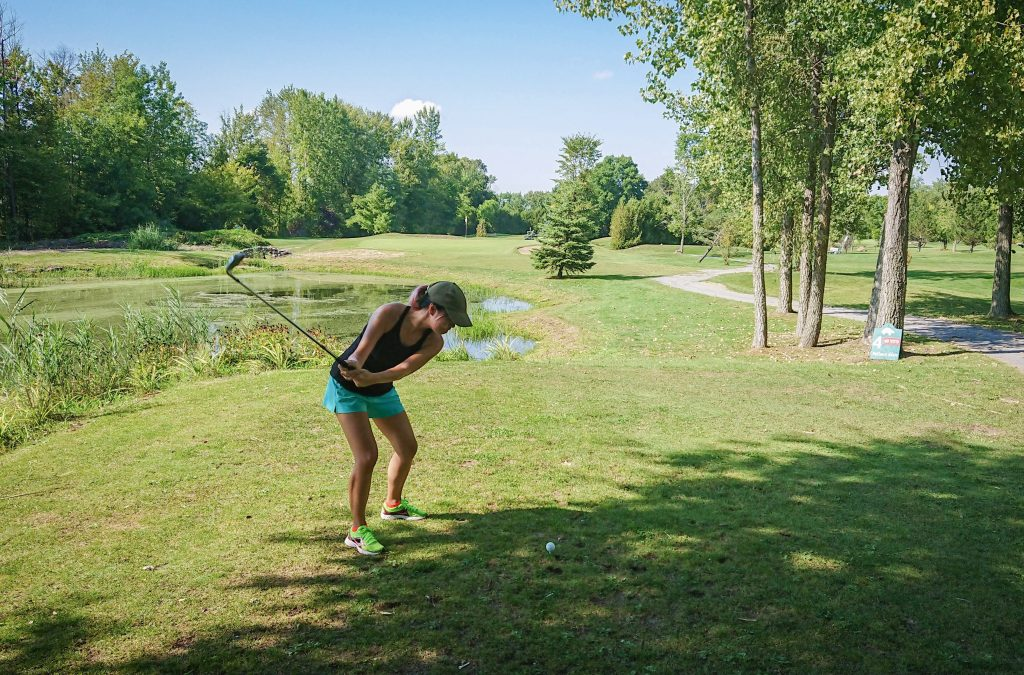 Patton Glen's Par 3 Golf Course Montreal lifestyle blog