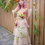 woodland fairy Halloween costume Montreal fashion beauty lifestyle blog 2