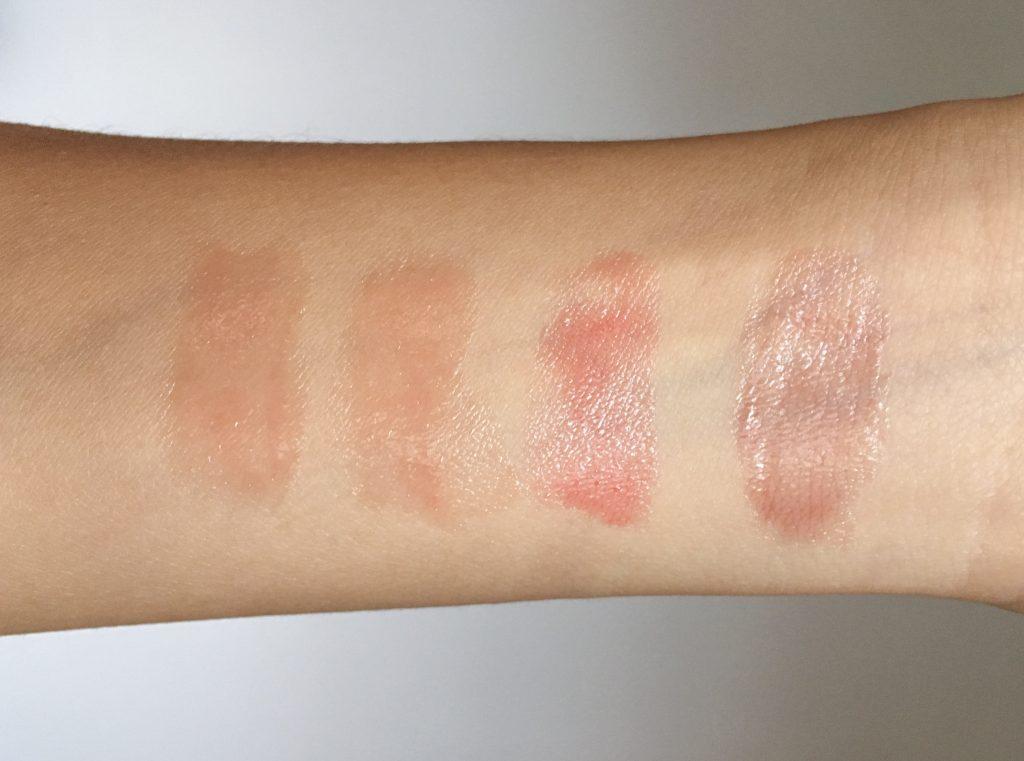 Tarte Quench Squad Hydrating Mini lip set swatch Sephora VIB sale Montreal beauty fashion lifestyle blog