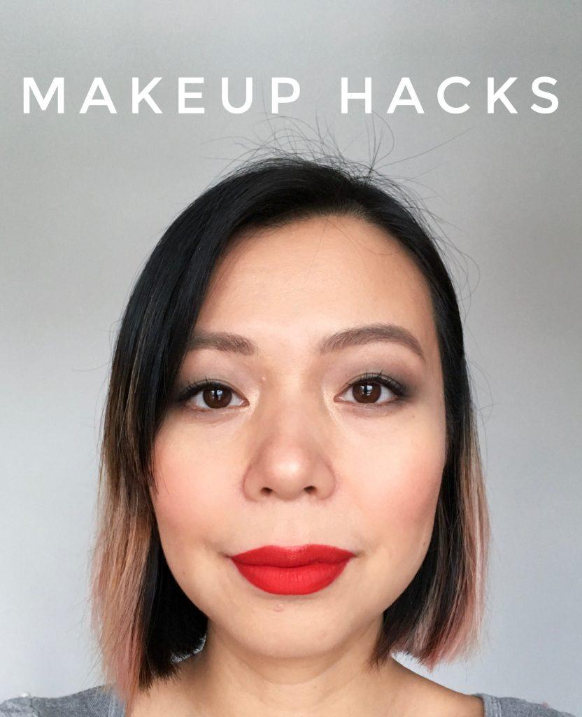 makeup tips tricks hacks Montreal beauty blog 2