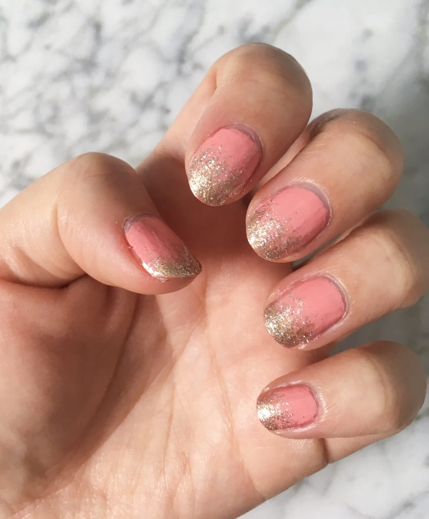 Valentine's Day nail art Montreal beauty blog 2