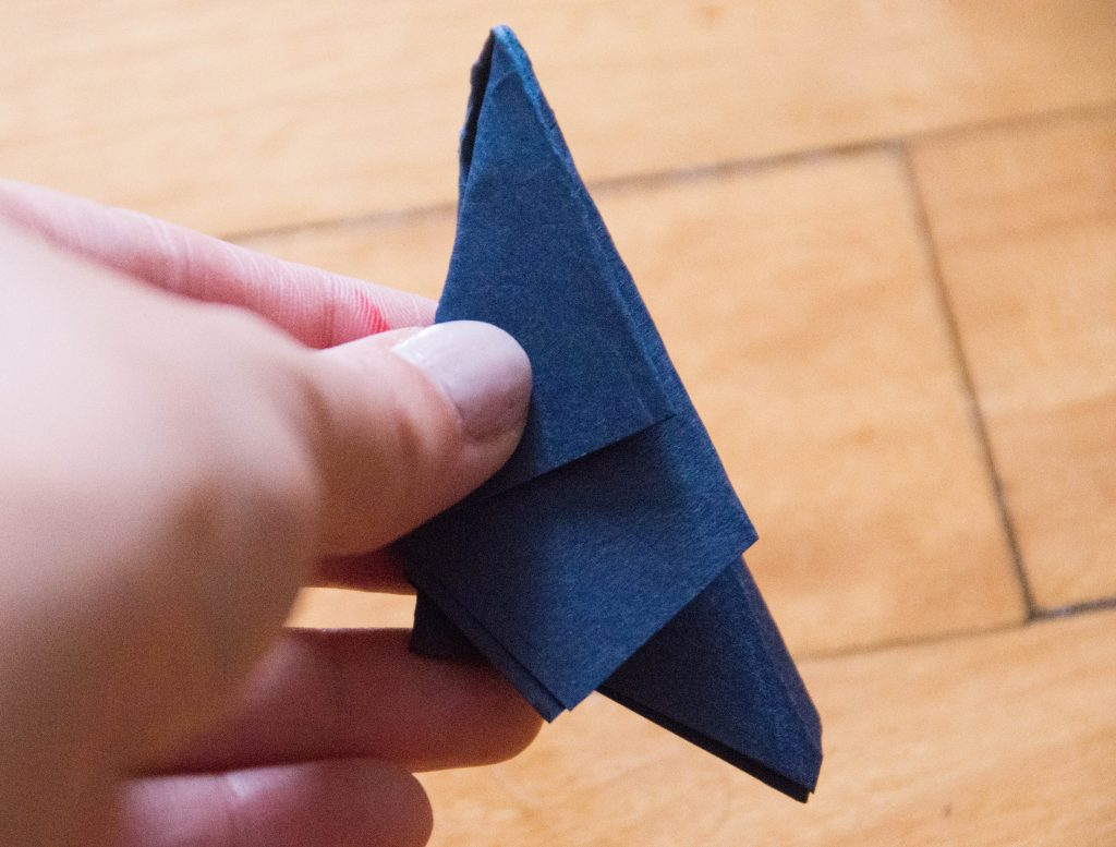 DIY 3D star mobile Montreal lifestyle blog 7