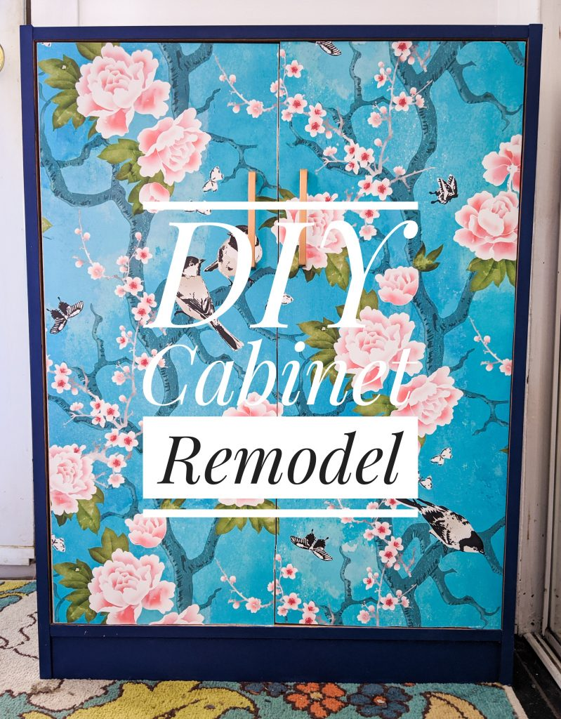 DIY shoe cabinet remodel Montreal lifestyle fashion beauty blog