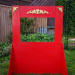 DIY puppet theatre Montreal lifestyle fashion beauty blog 5