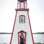 Gananoque lighthouse 1000 Islands Sandbanks Provincial Park travel Montreal lifestyle fashion beauty blog