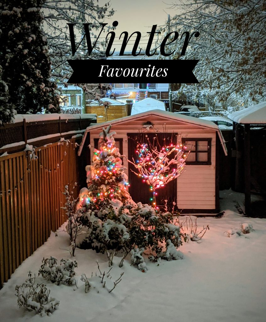 winter favourites Montreal lifestyle fashion beauty blog