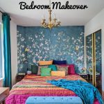 DIY bedroom remodel makeover Montreal lifestyle beauty fashion blog